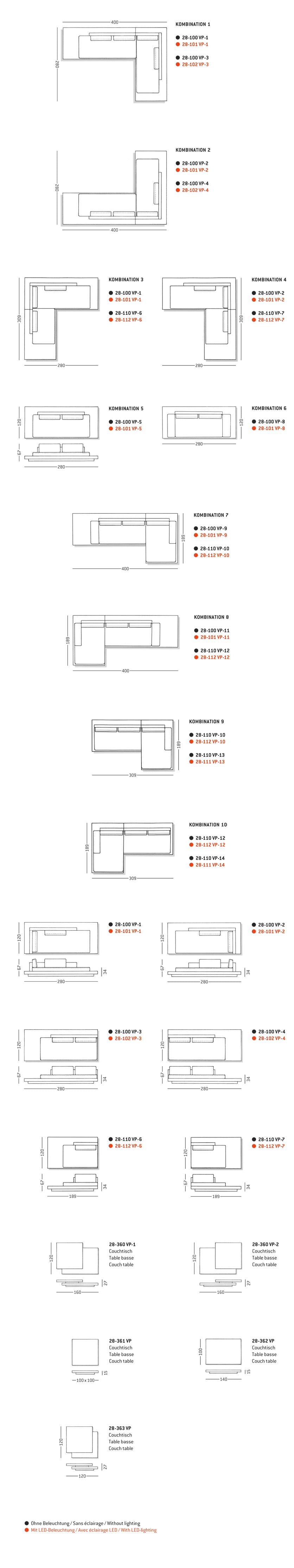 RAUSCH - Platform